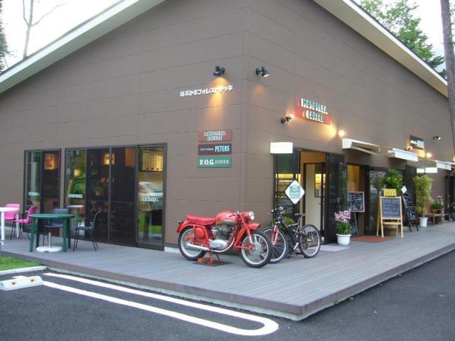 モトテカコーヒー 軽井沢