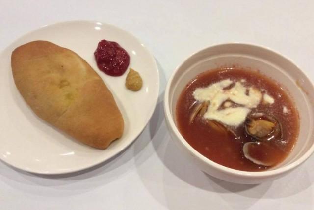ピロシゲ&スープdeポアソン